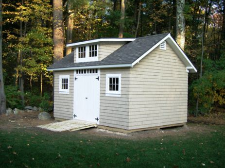 Superbe Atlantic Shed, Sheds, Barns And Garages In Massachusetts