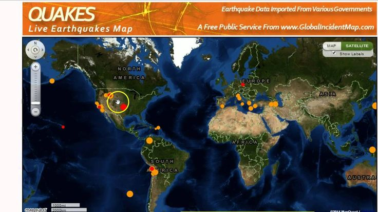 URGENT WARNING: 4.8 EARTHQUAKE STRIKES YELLOWSTONE!!!!!!!!!!!!  4.4 OKLAHOMA QUAKE AND INCOMING CME!!!!!!!!!!!  Video lasts 2 minutes & 2 seconds.  MARCH 30, 2014.   (3/30/2014)  Homestead Survival  (CTS)