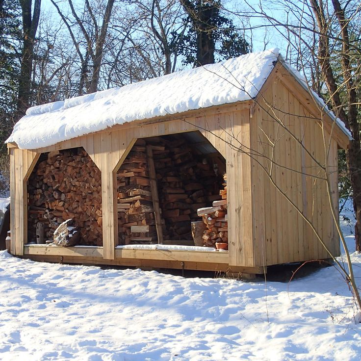 1000 images about Firewood Storage Plans JCS on