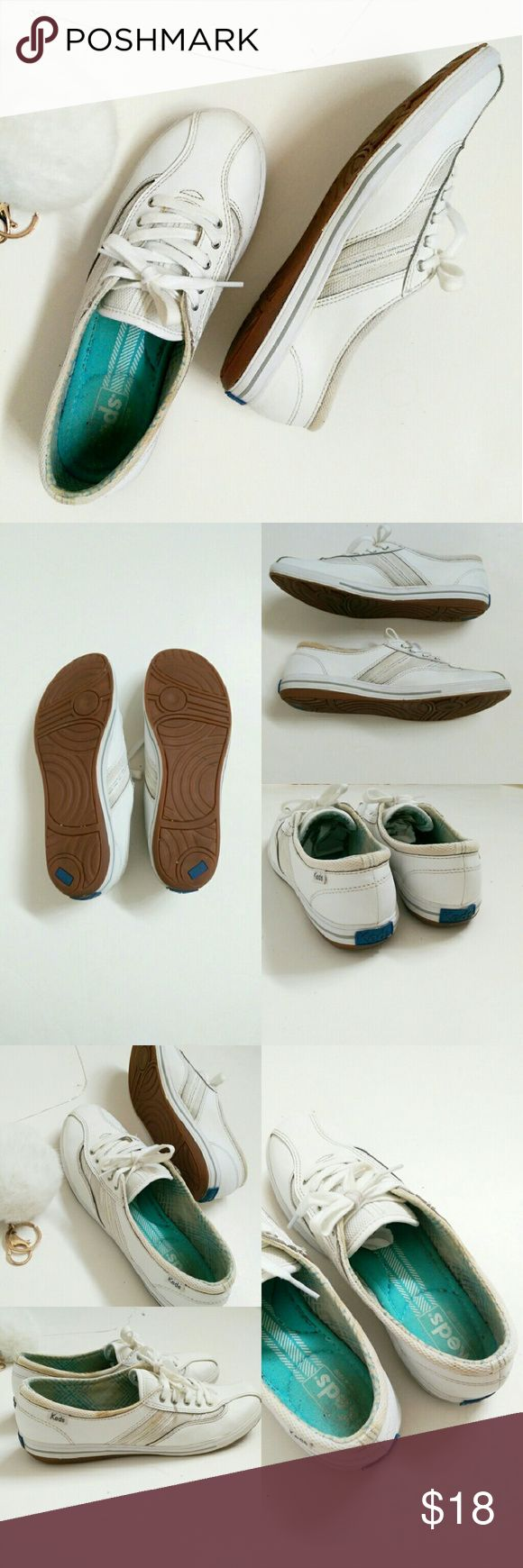 how to clean leather keds shoes
