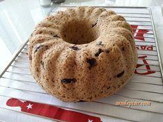 Kek Kalıbında Zeytinli Ekmek Tarifi