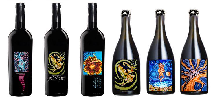 etichette vini pregiati | Wine & Wedding: il vino tema delle nozze | Wine&Wedding™ Italy