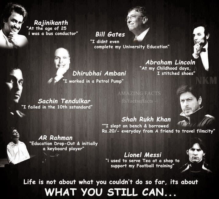 Quotes From Famous People For Learning Life Lessons