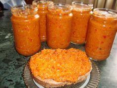 Reteta culinara Zacusca de fasole din categoria Zacusca. Specific Romania. Cum sa faci Zacusca de fasole
