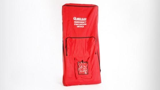 Med Sled 10 Sled Storage Unit - SD10  Contact Evacuation Chairs Australia: http://www.evacuationchairs.com.au/ Bus: +61 3 9001 5806 | 1300 669 730