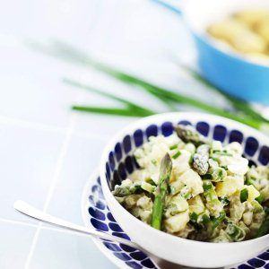 Kesäinen perunasalaatti - Reseptit – Kotiliesi