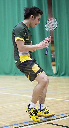 Men's Badminton, Varsity 2014