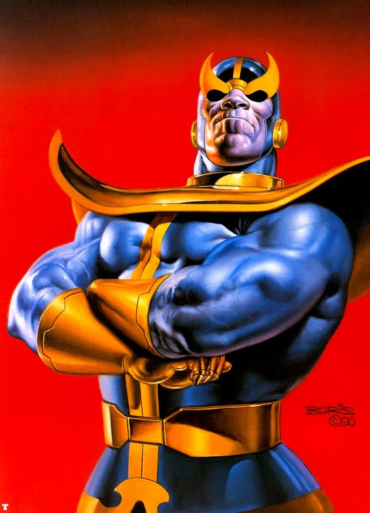 Thanos | THANOS
