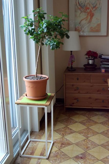 Antonius Plant Stand Ikea Hack Flora Pinterest