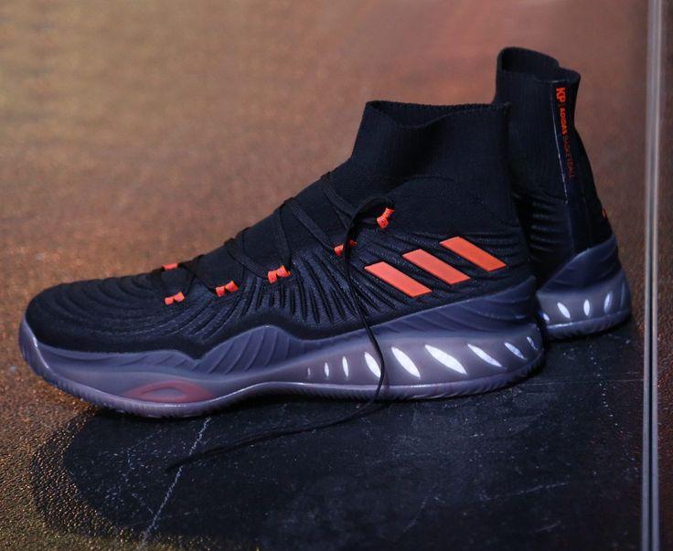 First Look // Kristaps Porzingis' adidas Crazy Explosive PE For Next Season  | Nice