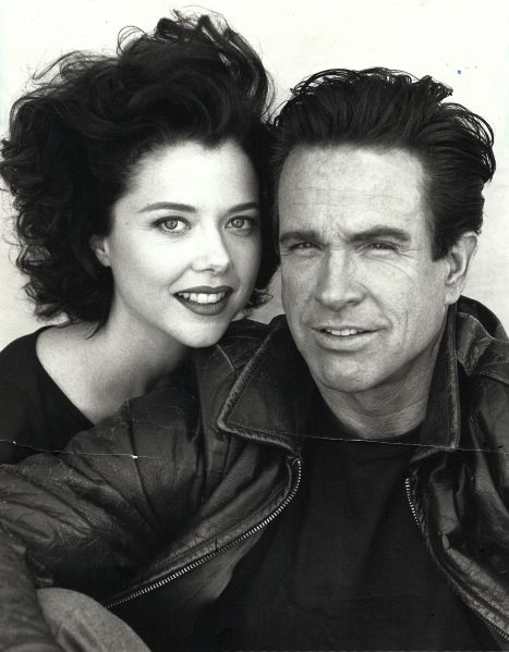 Annette Bening and Warren Beatty ~Repinned Via Amikam Salant