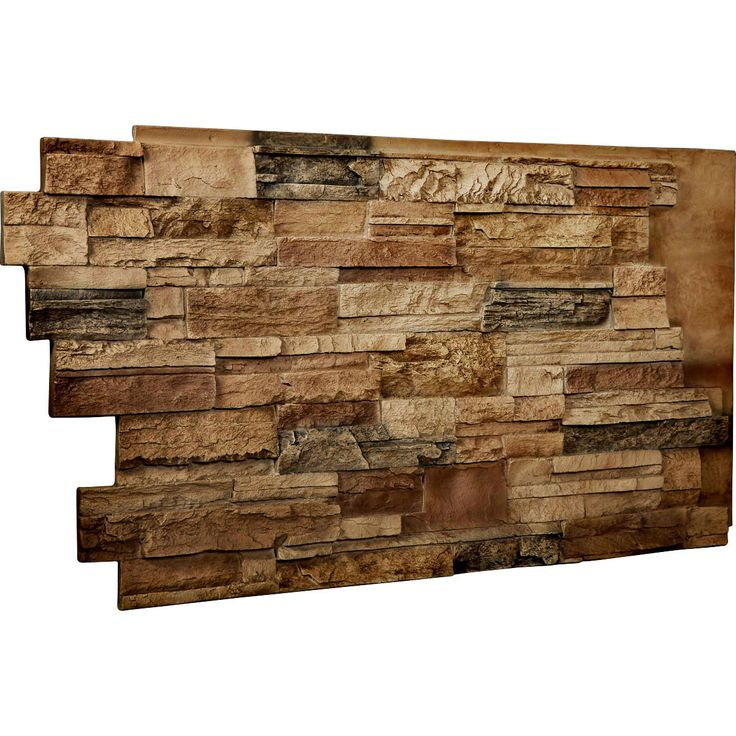1000 ideas about stone wall panels on pinterest faux Faux interior stone wall panels home depot