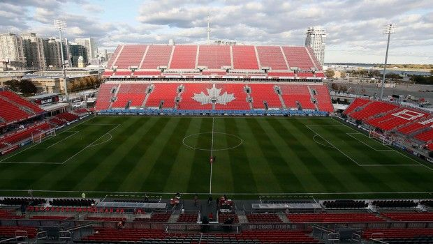 """#MLS  BMO Field grounds crew """"on top"""" of surface issues after Grey Cup final"""