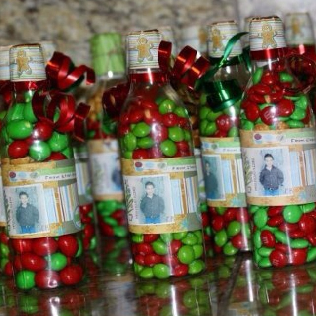 Christmas Party Favour Ideas Part - 28: Class Christmas Party Gifts.