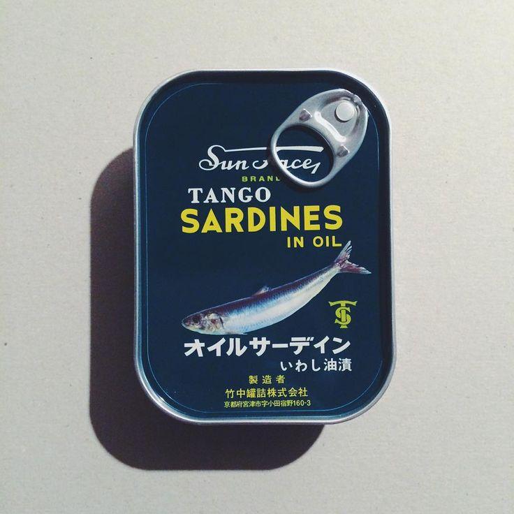 オイルサーディン / 丹後 / 竹中缶詰 / OILSARDINE / can / package design / tango kyoto japan