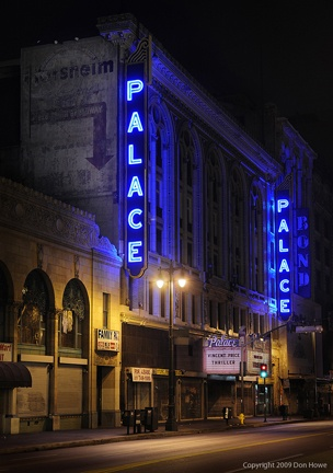 The Palace Theater neon sign, LUMENS project, G. Albert Lansburgh, architect. Domingo Mora, sculptor. Los Angeles: Palaces Theatre, Palaces Theater, Neon Signs, Fabulous Theatre, The Angel, Lumen Projects, Movie Palaces,  Movie Theatre,  Pictures Palaces