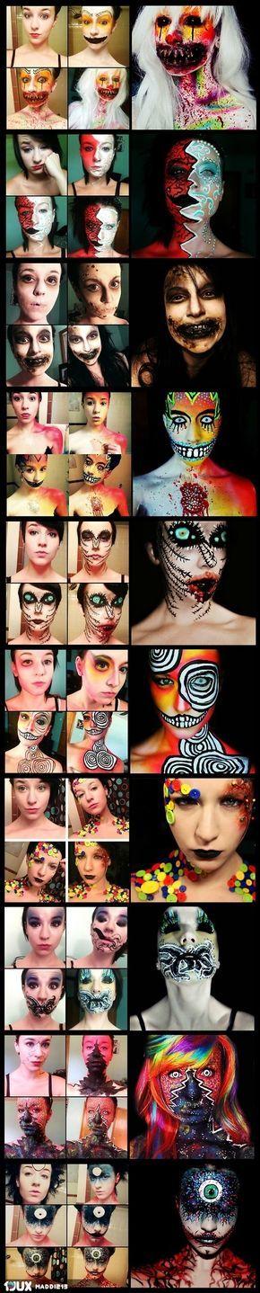Makeup Künstlerin Stephanie Fernandez