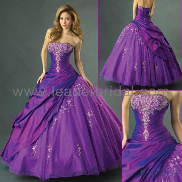 Hot Sale Sweetheart Corset Gothic Purple Wedding Dress: 1000+ Ideas About Corset Prom Dresses On Pinterest