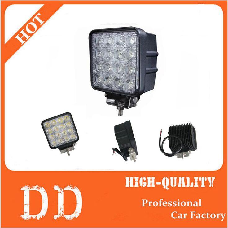 $9.29 (Buy here: https://alitems.com/g/1e8d114494ebda23ff8b16525dc3e8/?i=5&ulp=https%3A%2F%2Fwww.aliexpress.com%2Fitem%2F4-3-12v-24v-48W-LED-Work-Light-IP67-For-Truck-SUV-Tractor-ATV-Offroad-Fog%2F32712810238.html ) 4.3'' 12v 24v 48W LED Work Light IP67 For Truck SUV Tractor ATV Offroad Fog light LED Work External Light for just $9.29