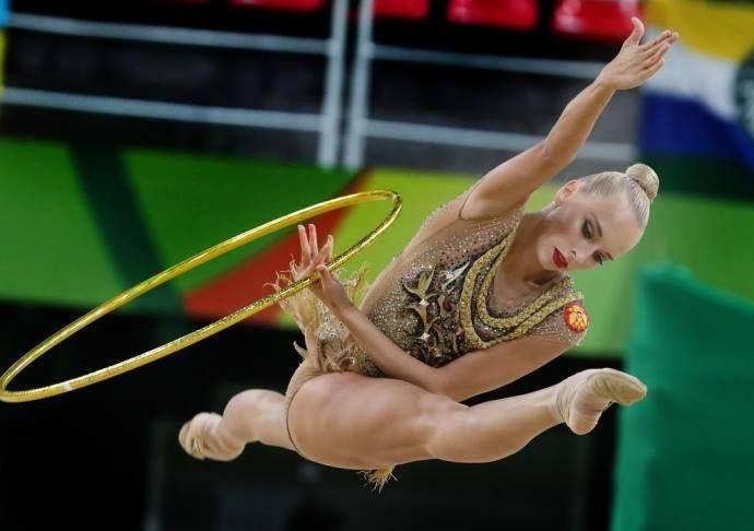 <<Yana Kudryavtseva (Russia) # Silver medal # Olympic Games 2016, Rio # August 20, 2016>>