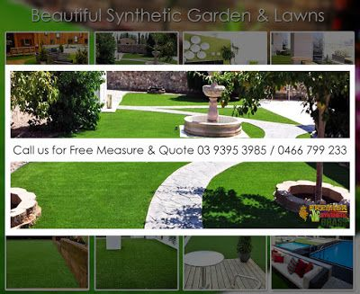 Beautiful Synthetic Lawn : Beautiful Synthetic Lawns & Garden