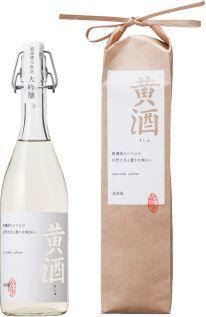 Unfiltered Japanese Sake