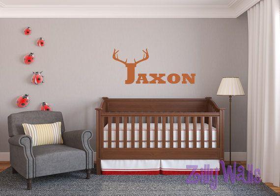 107 best Kid Room Vinyl Wall Decal Designs - Custom Name ...