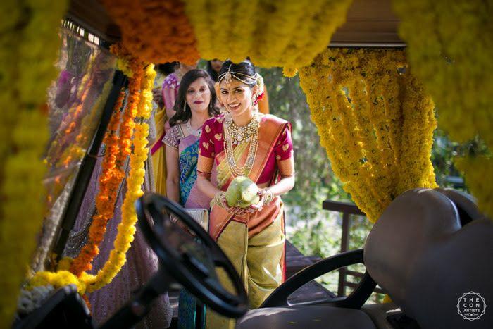 Elegant & Vibrant Wedding in Hyderabad!