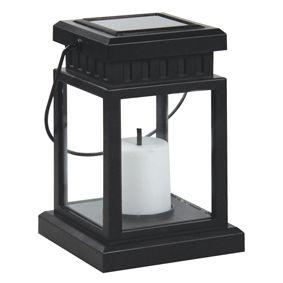 Napelemes kerti lámpa. A beépített 1 db meleg-fehér (sárga) színű LED csekély fogyasztása miatt a beépített akkumulátornak köszönhetően órákon át...