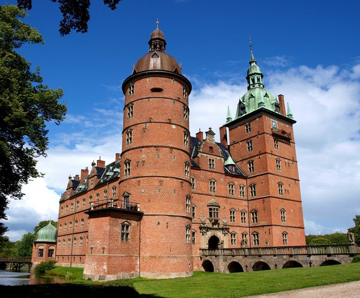 Vallø Castle, Denmark