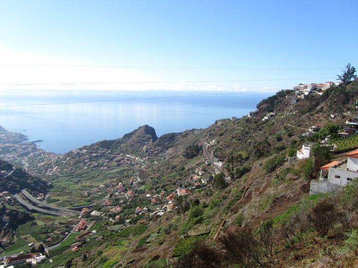 Madère - Cabo Girao