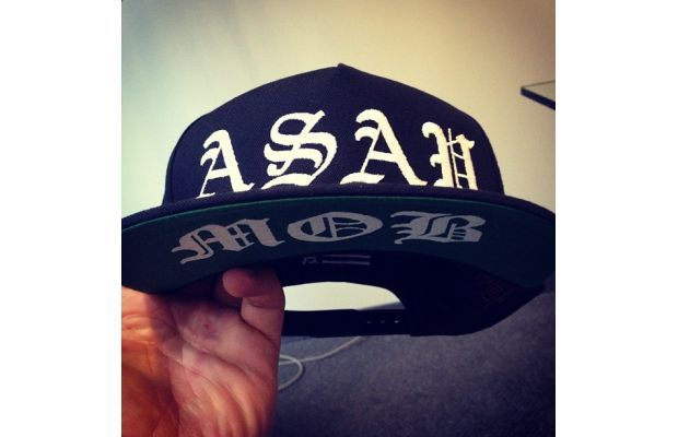 A$AP Mob Has Trill Snapbacks on The Way That Hopefully Won't Get Snatched
