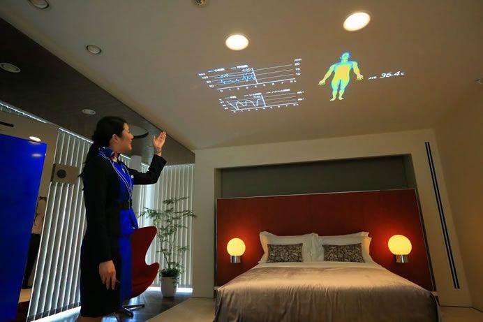 Parasonic exhibe un prototipo de futura vivienda en Tokio | Tecnologia | 2001.com.ve
