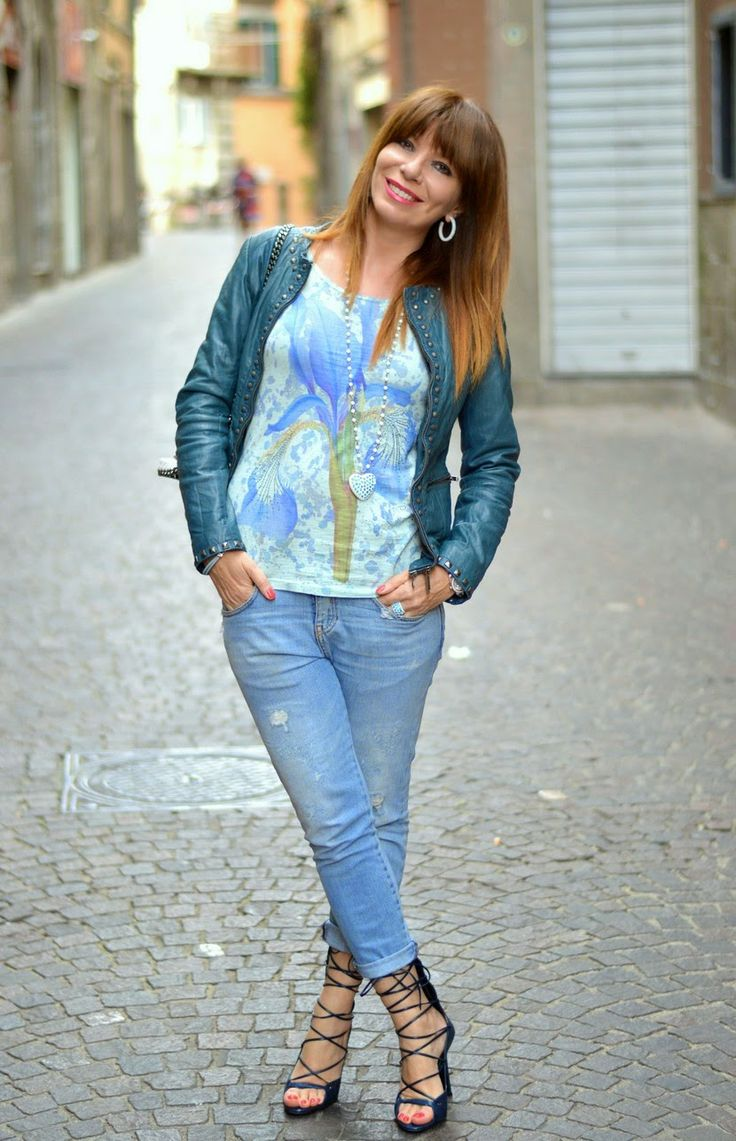 Francesca Romana Capizzi for #Bomboogie! #Fashionblogger #style!