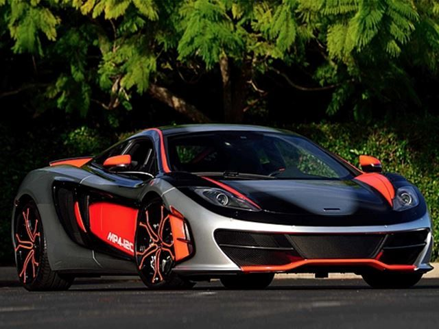 Limited Edition McLaren 12C To Be Auctioned. The P1 is actually the second supercar that McLaren made. The first being the McLaren 12C. Unfortunately, it wasn't a very popular car. But things changed when the automaker decided to produce the High Sport limited edition of McLaren 12C.  They only built 10 vehicles and this particular one...