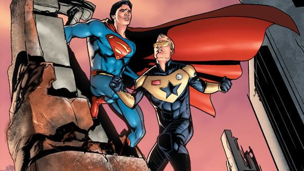 """Love the Smallville comic! A first look at never-before-seen character sketches from the """"Smallville"""" Season 11 comic books."""