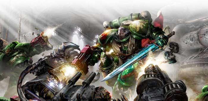 Портал «Алегрис»-Warhammer, миниатюра, настольные игры / Миниатюры / Warhammer 40000 / Космический десант