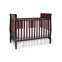 Graco Sarah Convertible Crib - Cherry