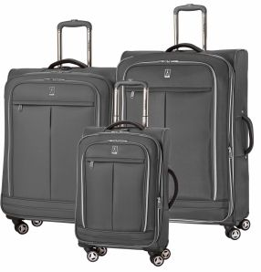 Another one of my favorite deals today...the Travel Pro luggage set is discounted at 77% off TODAY ONLY!