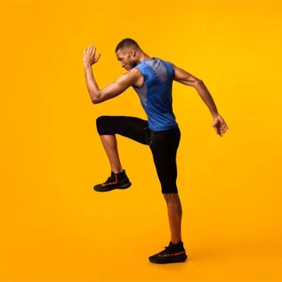 أقوى تمارين لحرق الدهون تمرين 10 دقائق لحرق الدهون فى البيت Squats And Lunges Cardio Workout At Home Workouts
