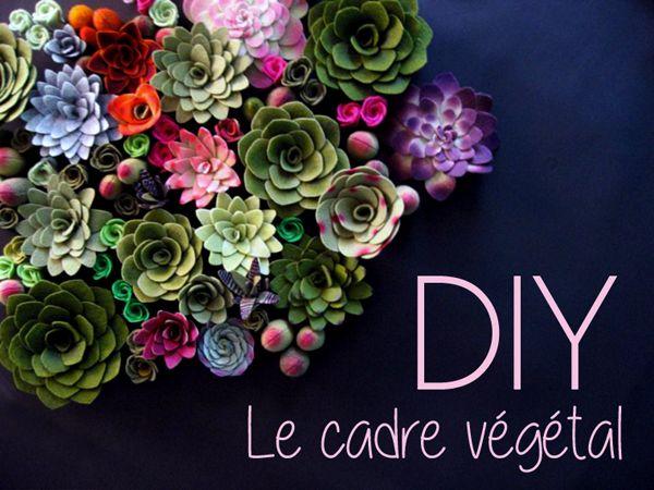 Les 25 meilleures id es concernant cadre v g tal sur for Fabriquer cadre vegetal mural