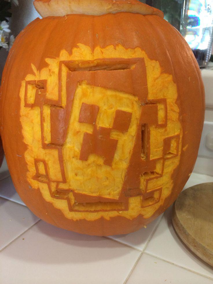 Best ideas about minecraft pumpkin on pinterest