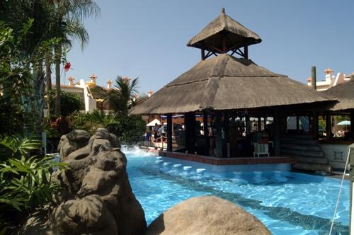 Royal Sunset Beach Club, Playa Fañabe, Costa Adeje, Tenerife, Canary Islands #Canarias