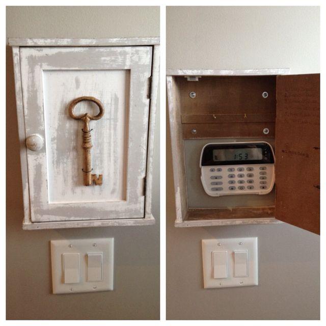 Thermostat Keypad Cover
