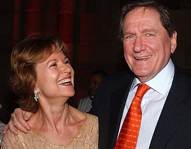 Richard Holbrooke Eulogy by His Wife, Kati Marton