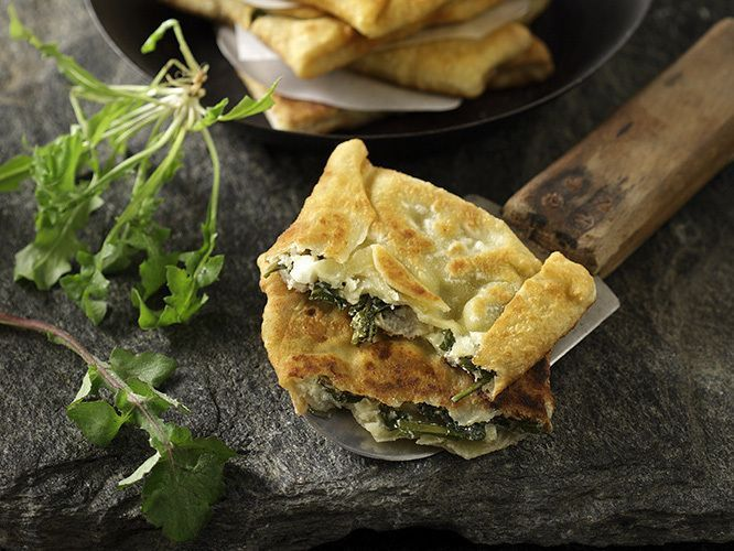 Τυροπιτάρια! Μία παραδοσιακή συνταγή από την Εύβοια, τέλεια για πρωινό!