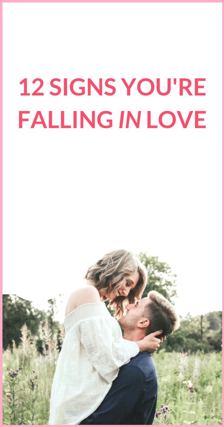 CONCETTA: How to tell him you re falling in love