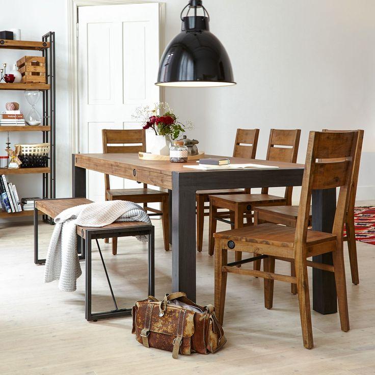 Les Meilleures Idées De La Catégorie Table à Manger Avec - Table 140x140 avec rallonge pour idees de deco de cuisine