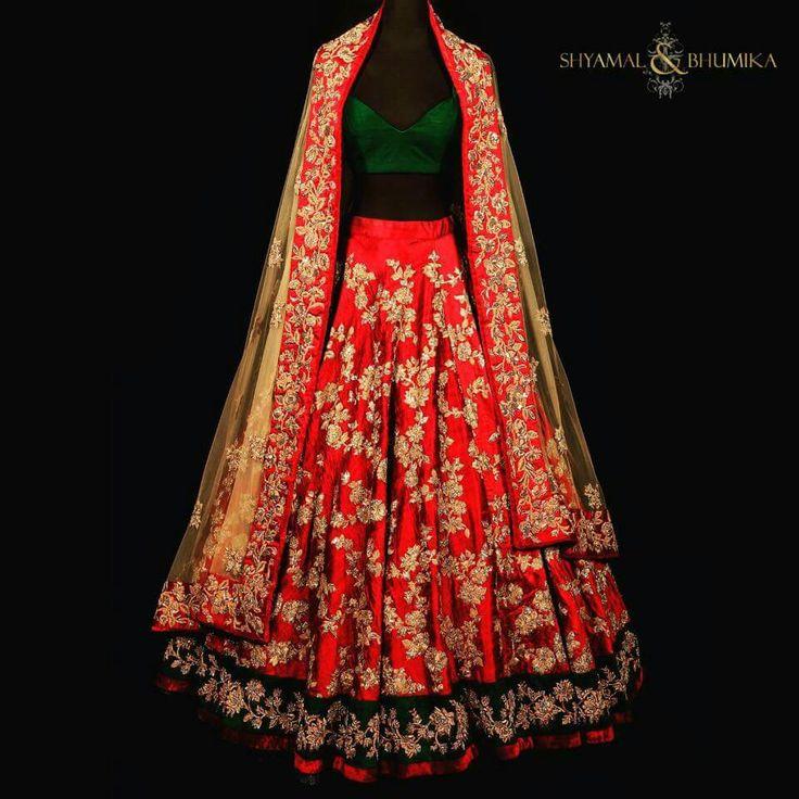 Indian wedding choli