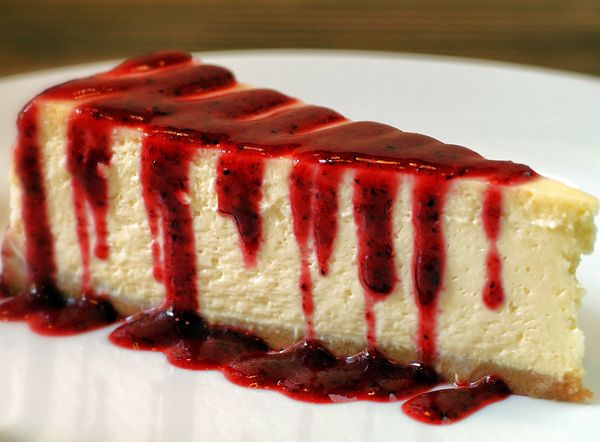 Cheesecake tradicional: Cheesecake Με, Americana Tradicion, Receitas De Cheesecake, American Cheesecake, Cakes كيك, Cheesecake Americana, Sweet Recipes, Cheesecake Tradicion, Cheesecake De
